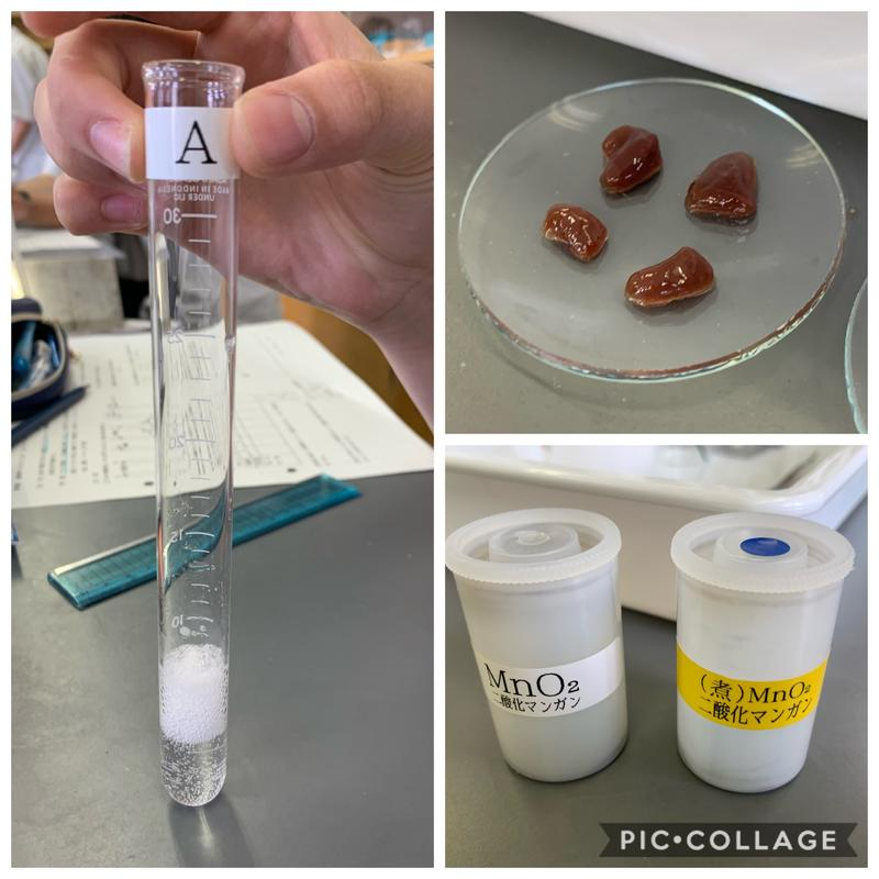 カタラーゼ実験2